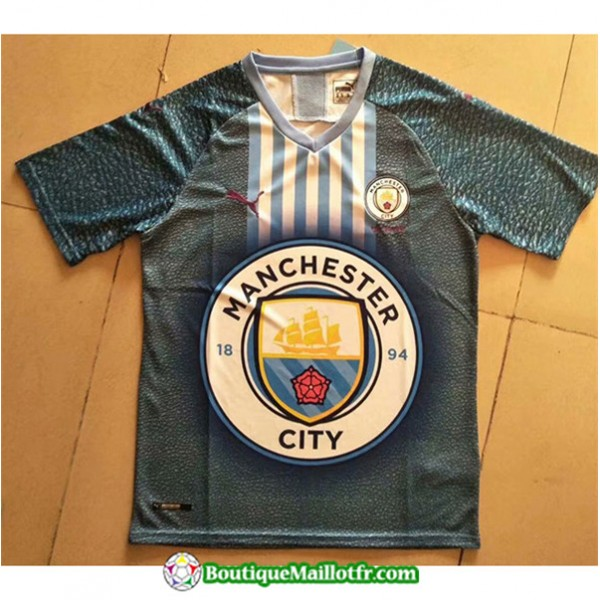 Maillot Manchester City 2019 2020 Edition Speciale