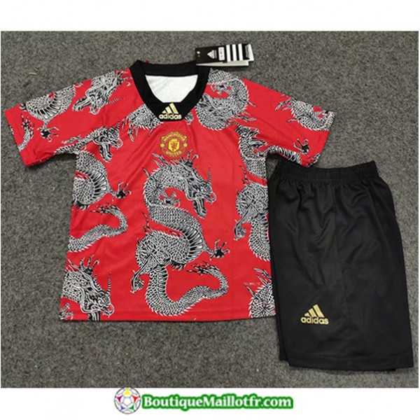 Maillot Manchester United Enfant 2019 2020 Edition...