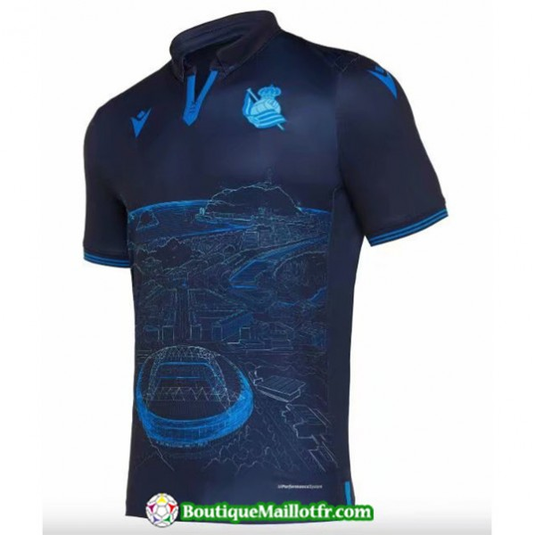 Maillot Real Sociedad 2019 2020 Edition Commemorat...