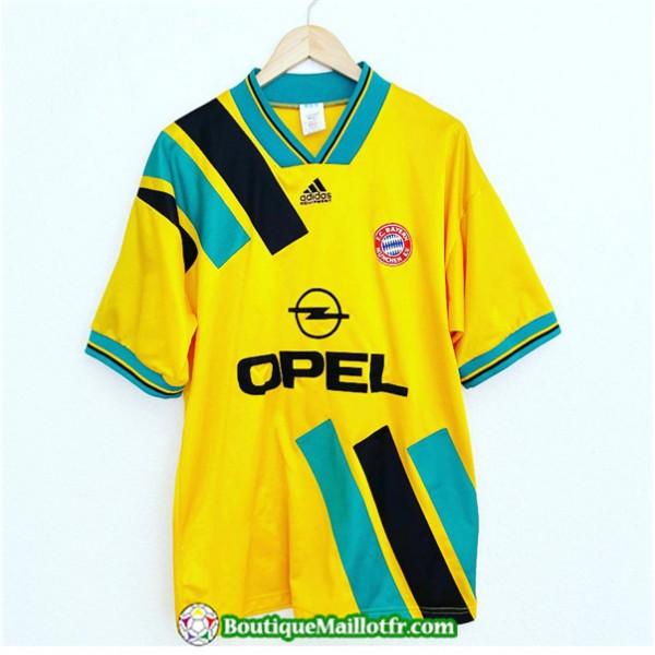 Maillot Retro Bayern Munich 1993 95 Exterieur