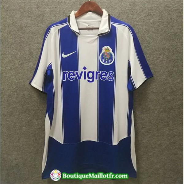 Maillot Retro Porto 2003 04 Domicile