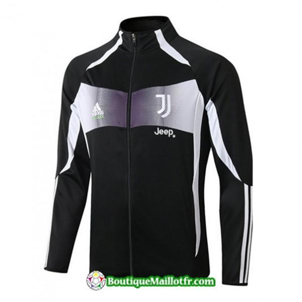 Veste De Foot Juventus 2019 2020 Ensemble Noir/bla...