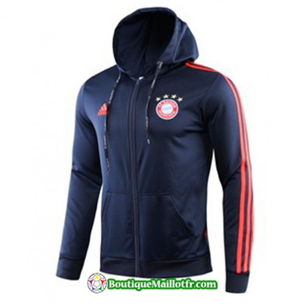 Veste De Foot Sweat à Capuche Bayern Munich 2019 ...