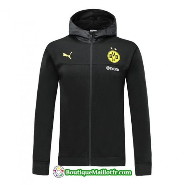 Veste De Foot Sweat à Capuche Borussia Dortmund 2...