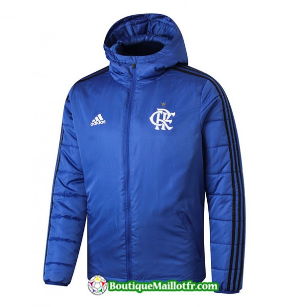 Veste De Foot Sweat à Capuche Flamengo 2019 2020 ...