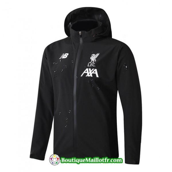 Veste De Foot Sweat à Capuche Liverpool 2019 2020...