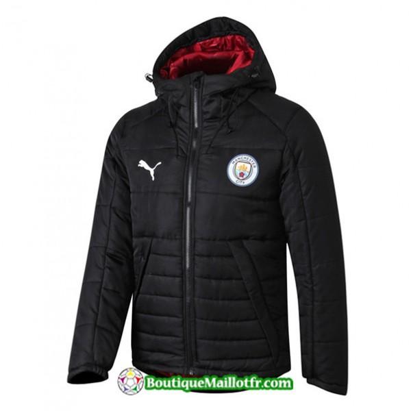 Veste De Foot Sweat à Capuche Manchester City 201...
