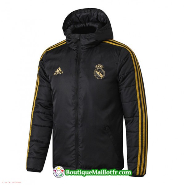 Veste De Foot Sweat à Capuche Real Madrid 2019 20...