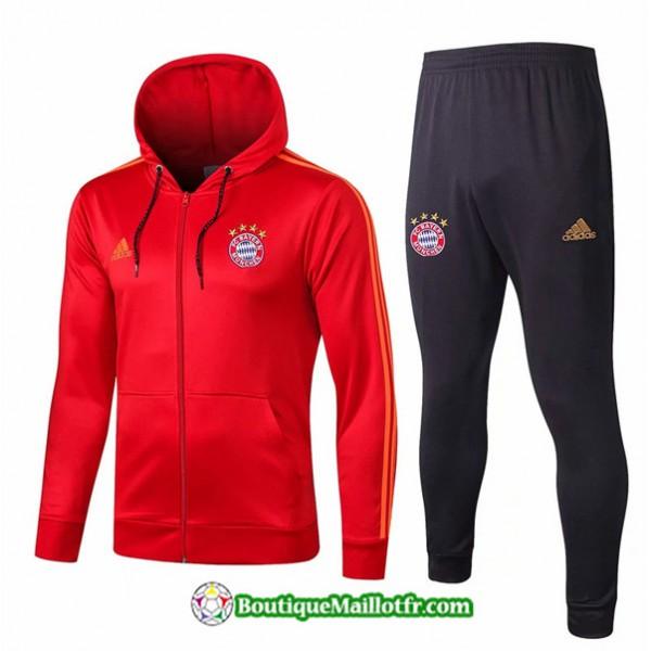 Survetement Sweat à Capuche Bayern Munich 2019 20...