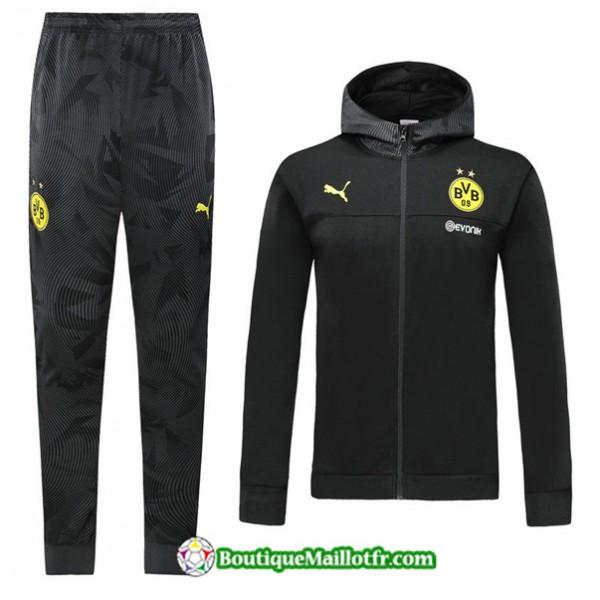 Survetement Sweat à Capuche Borussia Dortmund 201...