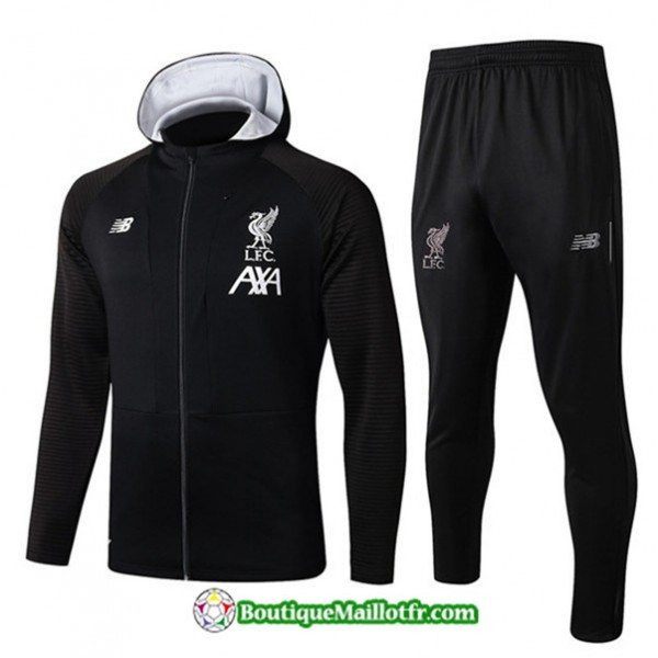 Survetement Sweat à Capuche Liverpool 2019 2020 E...