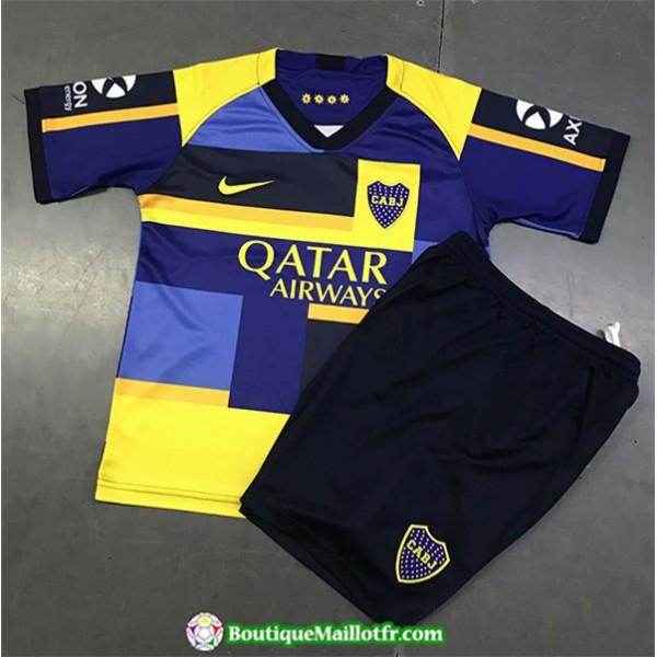 Maillot Boca Juniors Enfant 2019 2020 édition Com...