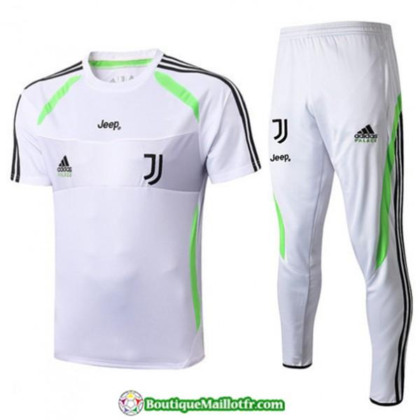 Maillot Entraînement Juventus 2019 2020 Blanc/ver...