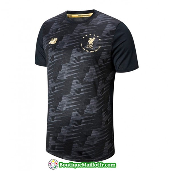 Maillot Liverpool 6 Times Ed Signature 2019 2020 N...