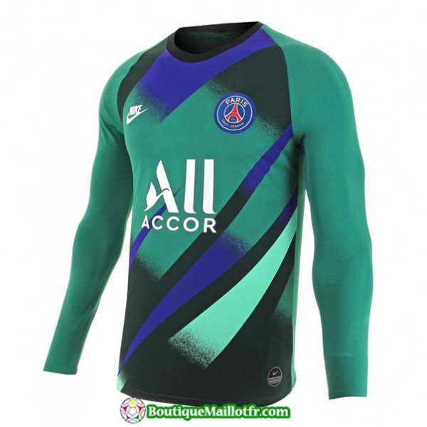 Maillot Paris Saint Germain 2019 2020 Gardien De B...