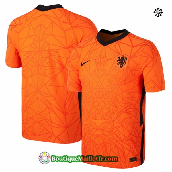 Maillot Pays Bas Euro 2020 Domicile