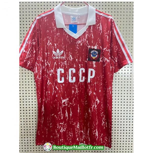 Maillot Retro Soviet Union 1990 Domicile