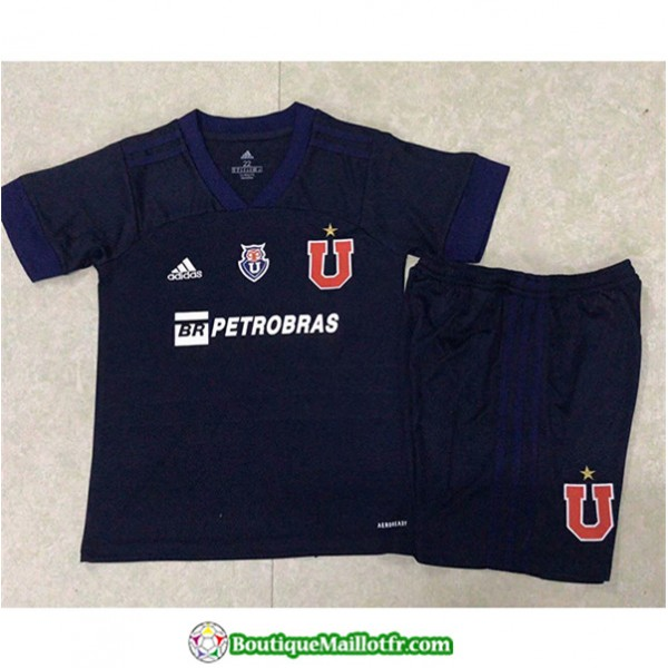 Maillot Universidad De Chile Enfant 2019 2020 Domi...
