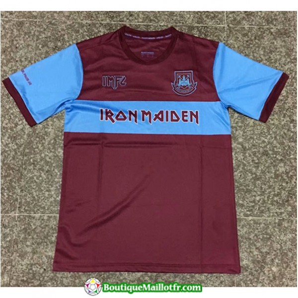 Maillot West Ham United 2019 2020 édition Commém...