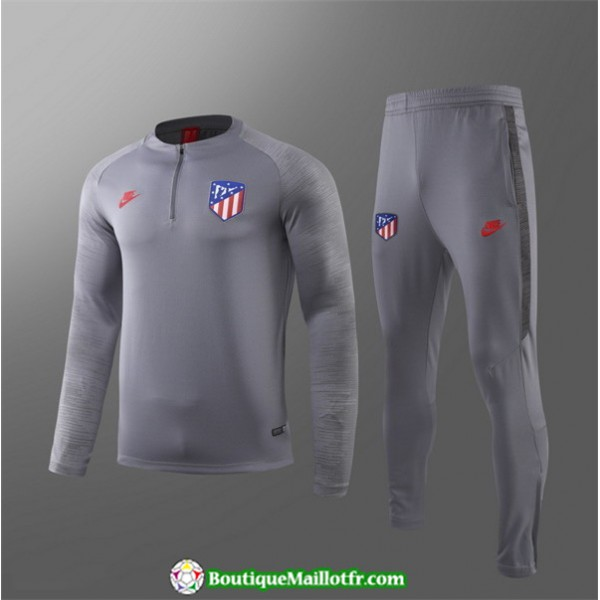 Survetement Atletico Madrid Enfant 2019 2020 Ensem...