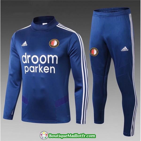 Survetement Feyenoord Enfant 2019 2020 Ensemble Bl...