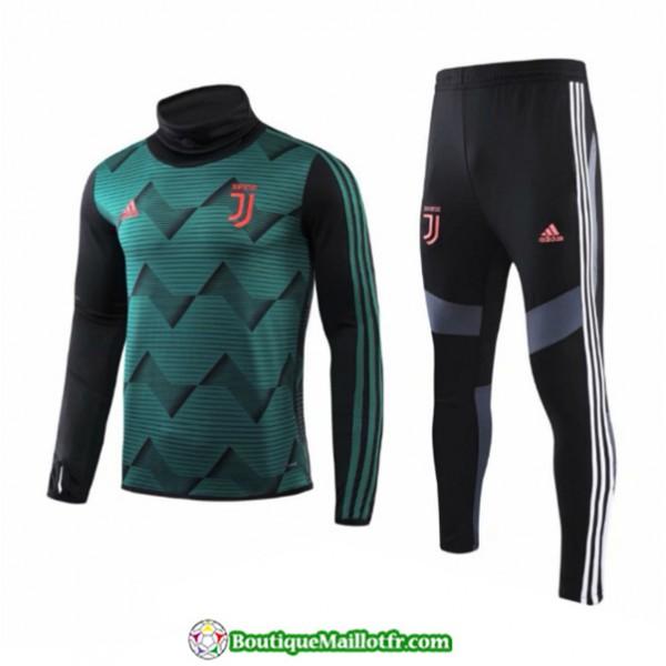 Survetement Juventus Enfant 2019 2020 Ensemble Ver...