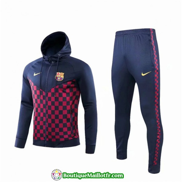 Survetement Sweat à Capuche Barcelone 2019 2020 E...