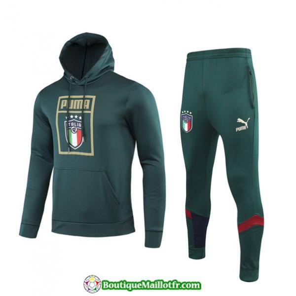 Survetement Sweat à Capuche Italie 2019 2020 Ense...