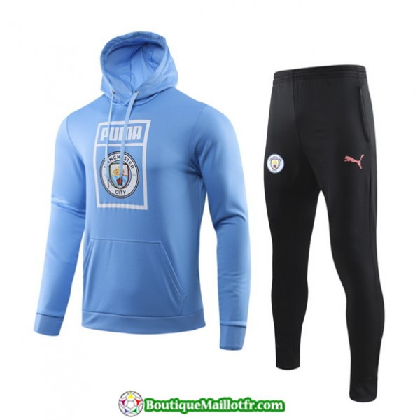 Survetement Sweat à Capuche Manchester City 2019 ...