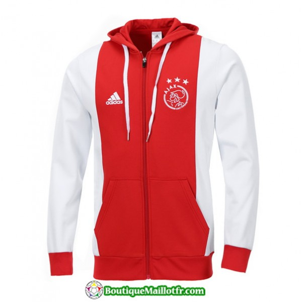 Veste De Foot Bayern Munich 2019 2020 Sweat à Cap...