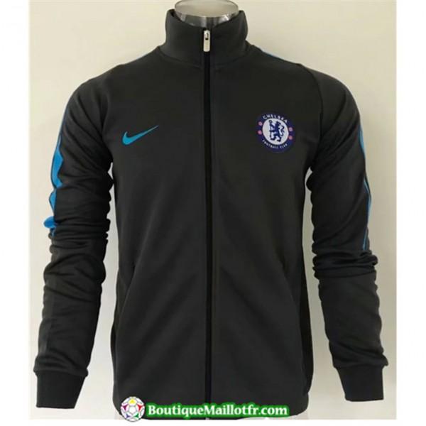 Veste De Foot Chelsea 2019 2020 Noir