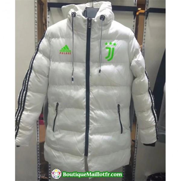 Veste De Foot Juventus 2019 2020 Doudoune Blanc