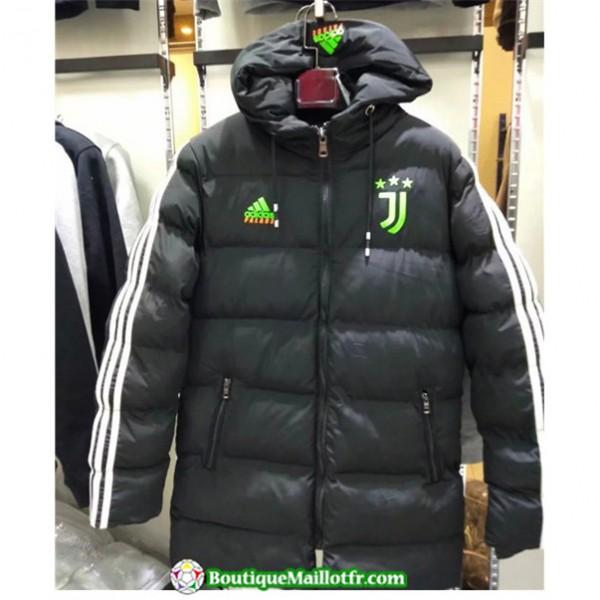 Veste De Foot Juventus 2019 2020 Doudoune Noir