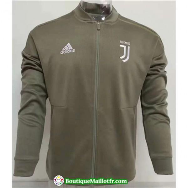Veste De Foot Juventus 2019 2020 Marron