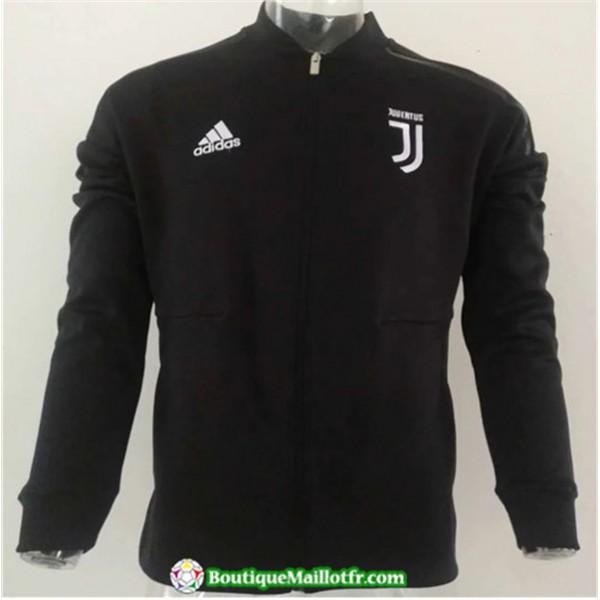 Veste De Foot Juventus 2019 2020 Noir