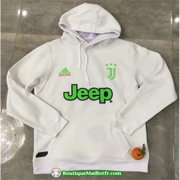 Veste De Foot Juventus 2019 2020 Sweat à Capuche ...