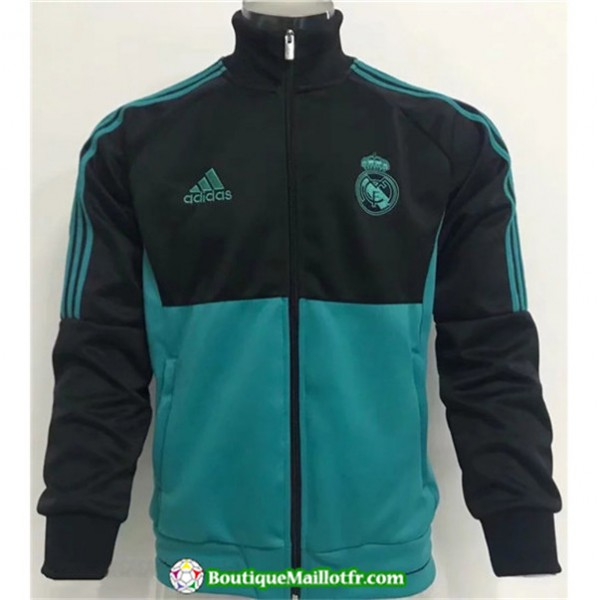 Veste De Foot Real Madrid 2019 2020 Bleu/blanc