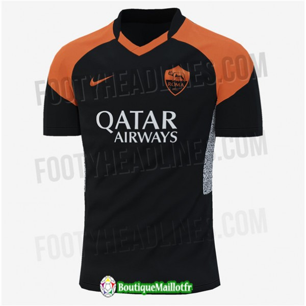 Maillot As Roma 2020 2021 Third