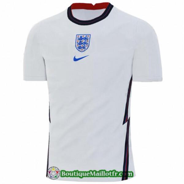 Maillot Angleterre Euro 2020 2021 Domicile Blanc