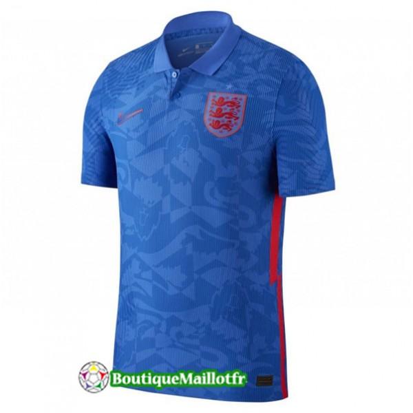 Maillot Angleterre Euro 2020 2021 Exterieur Bleu