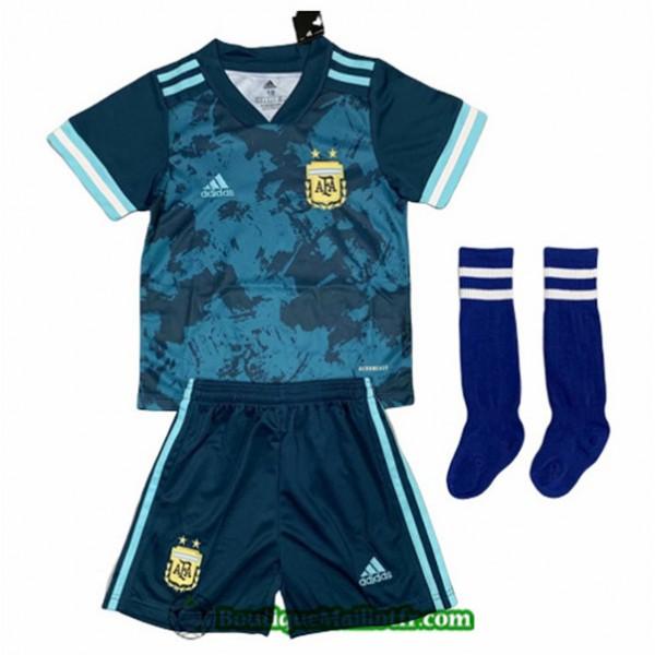 Maillot Argentine Enfant 2020 2021 Exterieur
