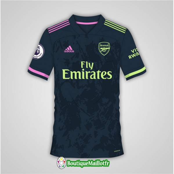 Maillot Arsenal 2020 2021 Third