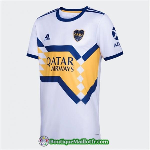 Maillot Boca Juniors 2020 2021 Exterieur