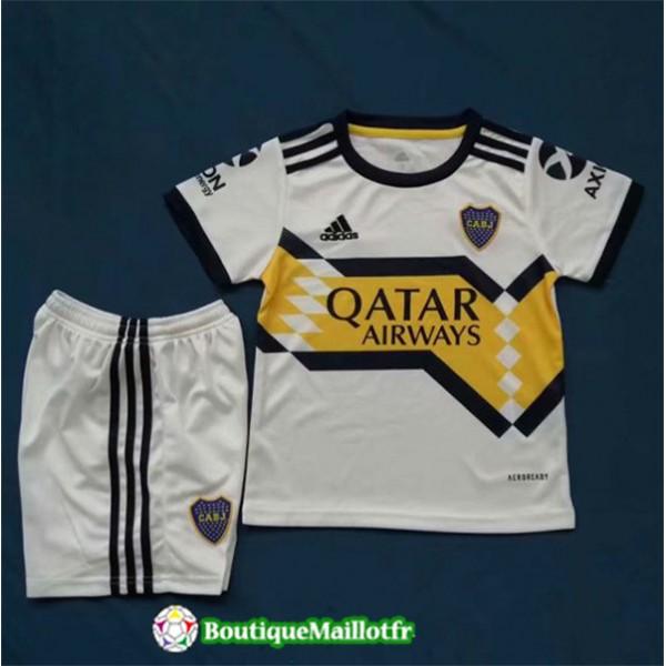 Maillot Boca Juniors Enfant 2020 2021 Exterieur