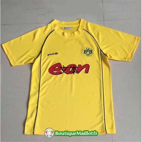 Maillot Borussia Dortmund Domicile2002