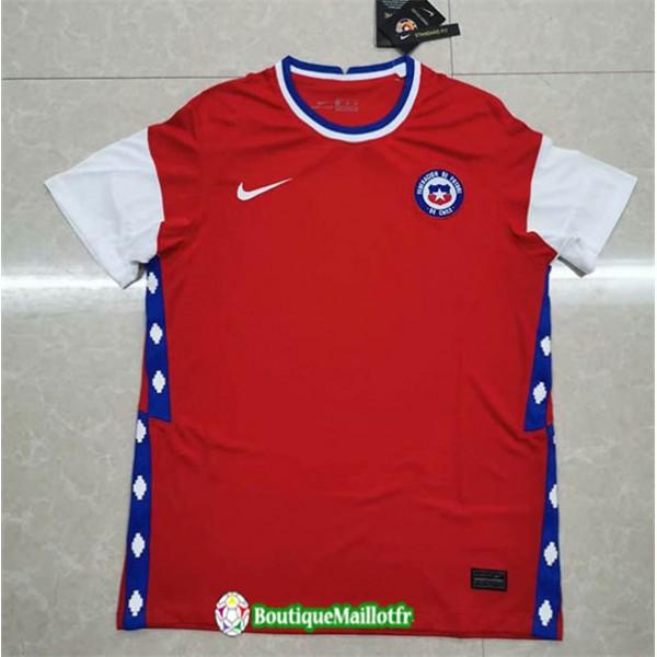 Maillot Chili 2020 2021 Domicile