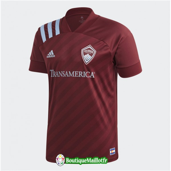 Maillot Colorado Rapids 2020 2021 Domicile