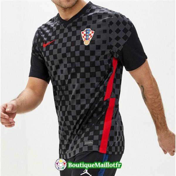 Maillot Croatie 2020 2021 Exterieur