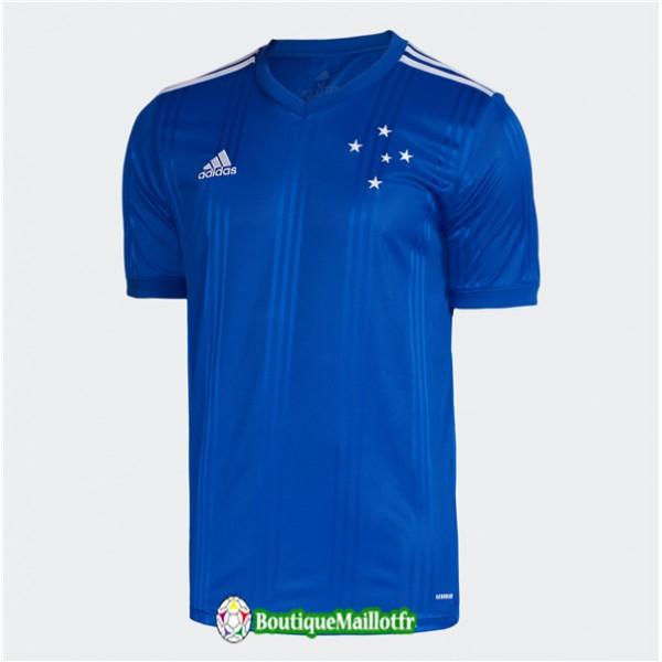 Maillot Cruzeiro 2020 2021 Domicile Bleu