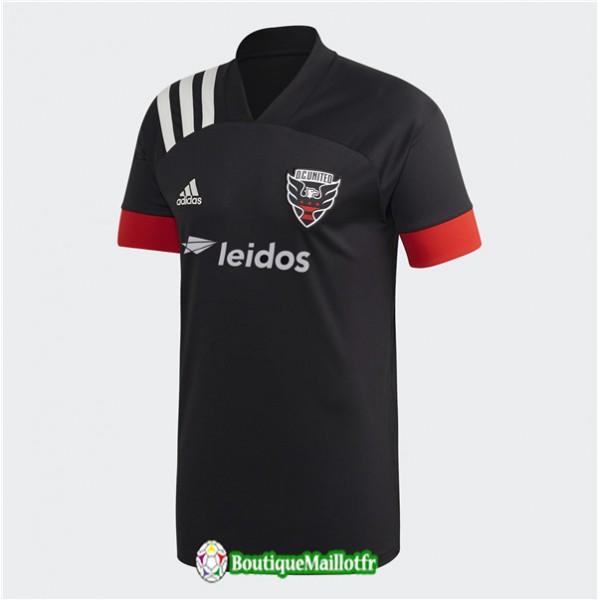 Maillot Dc United 2020 2021 Domicile